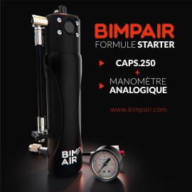 Formule STARTER (1 Capsule 250 + 1 mano analogique)