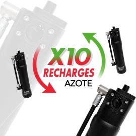 Forfait 10 Recharges Capsule 250 Azote