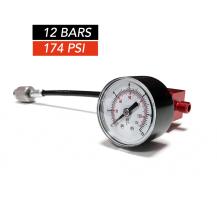 Manomètre analogique BIMPAIR bar/psi - 12