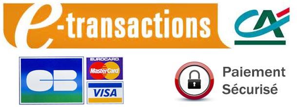 E-transaction Crédit Agricole