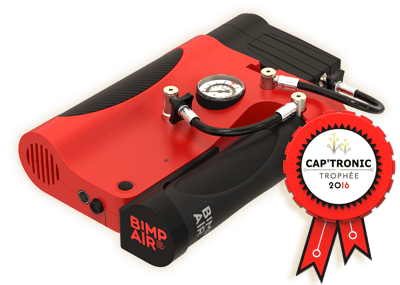 Pack Eway Bimpair - Trophée Captronic 2016